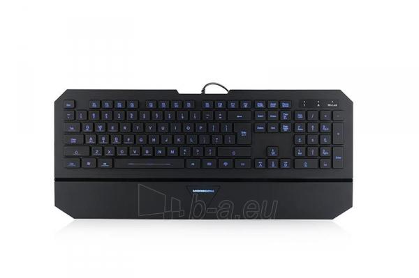Klaviatūra MODECOM MC-800M Paveikslėlis 1 iš 10 250255701007