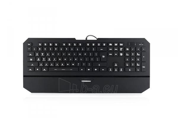 Klaviatūra MODECOM MC-800M Paveikslėlis 5 iš 10 250255701007