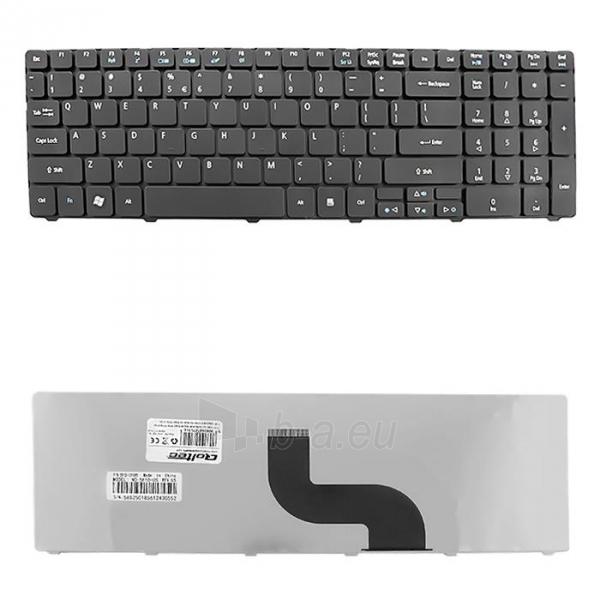 Klaviatūra Qoltec skirta Acer Aspire 5340 5536 5738 5740 Paveikslėlis 1 iš 3 250255701228