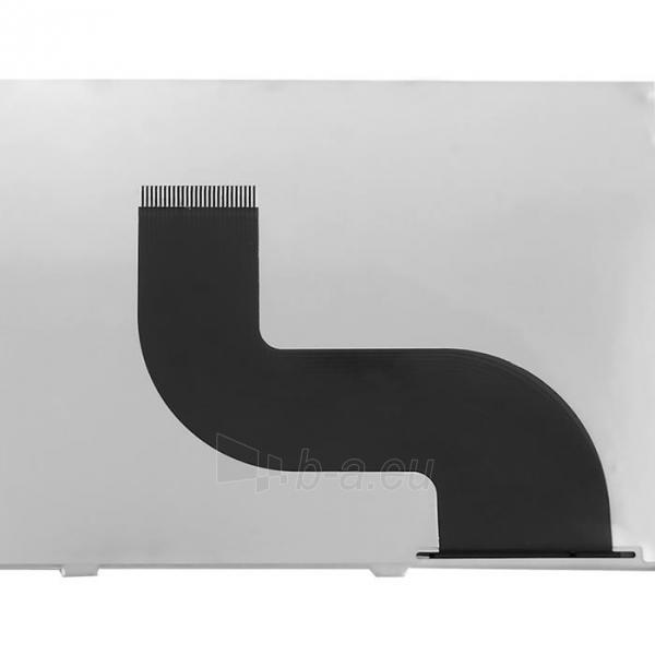 Klaviatūra Qoltec skirta Acer Aspire 5340 5536 5738 5740 Paveikslėlis 3 iš 3 250255701228