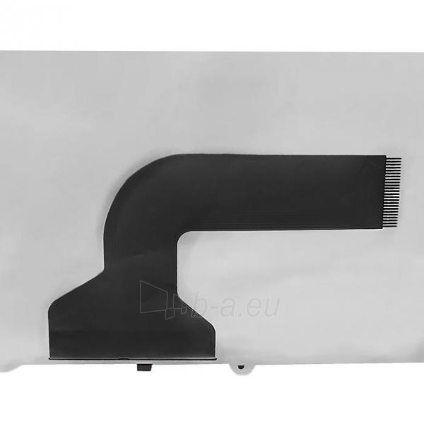 Klaviatūra Qoltec skirta Asus K52 K52J K52JK K52JR K52F Paveikslėlis 3 iš 3 250255701233