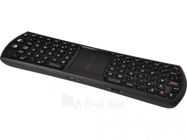 Klaviatūra Sandberg StreamBoard UK Paveikslėlis 1 iš 2 250255701356