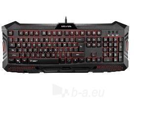 Klaviatūra TRACER Battle Heroes BRIGADE Paveikslėlis 1 iš 4 310820026716