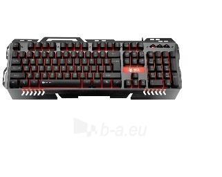 Klaviatūra TRACER GAMEZONE InglotUSB Paveikslėlis 1 iš 3 310820026717