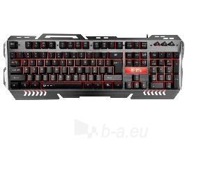 Klaviatūra TRACER GAMEZONE InglotUSB Paveikslėlis 2 iš 3 310820026717