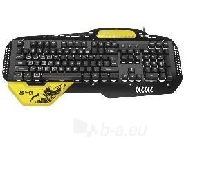 Klaviatūra TRACER GAMEZONE Kaaos USB Paveikslėlis 1 iš 3 310820026718