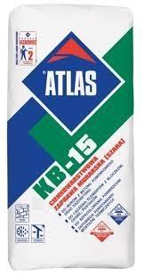 Klijai akyto betono blokialiams ATLAS KB-15 , 25kg Paveikslėlis 1 iš 1 236780000154