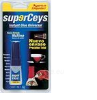 Glue Superceys 6gr Paveikslėlis 1 iš 1 236780400081