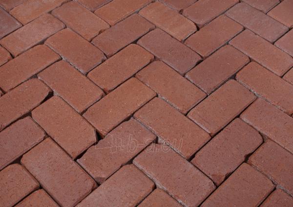 Klinkerinės grindinio trinkelės Penter 'Retro Rot' 200x100x52 Paveikslėlis 1 iš 1 238910000082