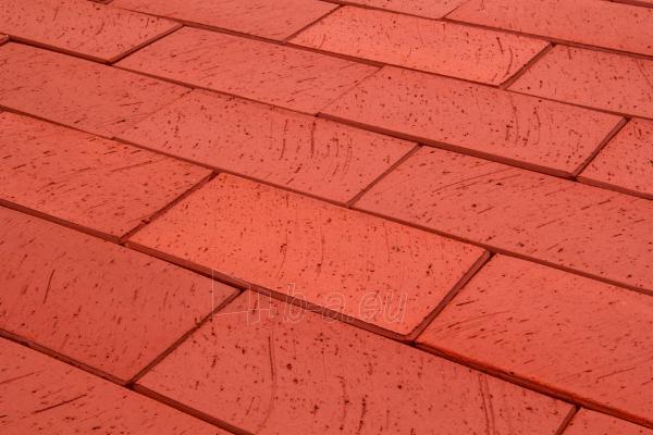 Klinkerinės grindinio trinkelės Lode STANDARTAS raudonos Paveikslėlis 3 iš 3 238910000075