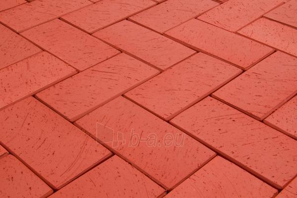 Klinkerinės grindinio trinkelės Lode STANDARTAS raudonos Paveikslėlis 1 iš 3 238910000075