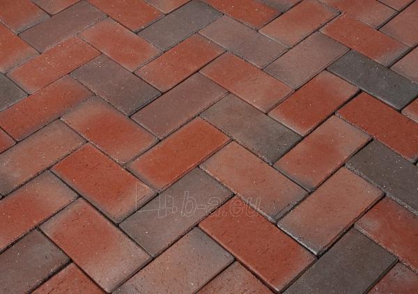 Klinkerinės grindinio trinkelės Penter 'Balkum' 200x100x52 Paveikslėlis 1 iš 1 238910000007