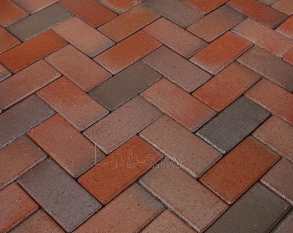 Klinkerinės grindinio trinkelės 'Alt Lubeck' 240x118x71 Paveikslėlis 1 iš 1 238910000006