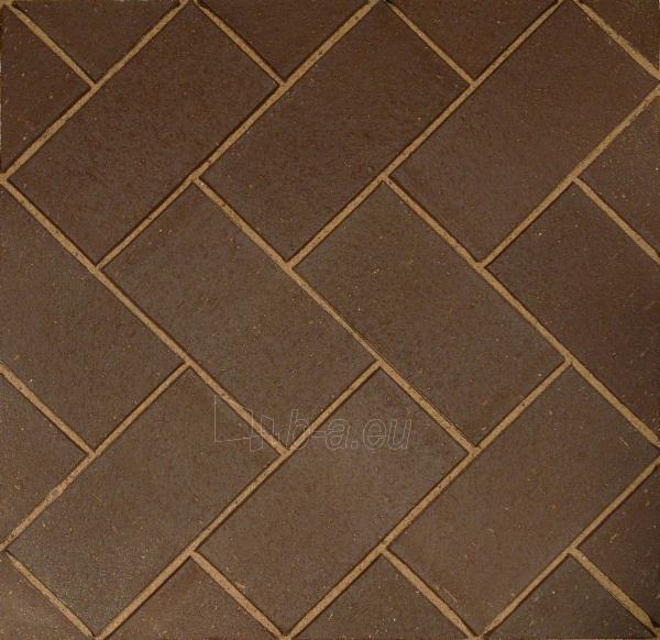 Klinkerinės grindinio trinkelės 'Niedersachen' 240x118x52 Paveikslėlis 1 iš 1 238910000038