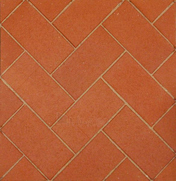 Klinkerinės grindinio trinkelės 'Potsdam' 200x100x52 Paveikslėlis 1 iš 1 238910000041