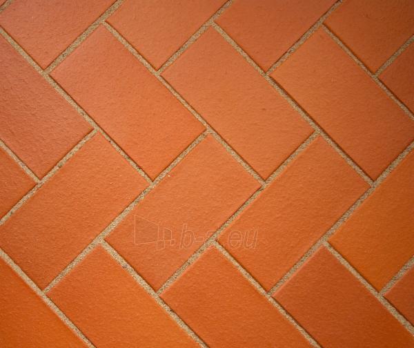 Klinkerinė grindinio trinkelė Penter STT raudona lygi 200x100x52 Paveikslėlis 1 iš 1 238910000042