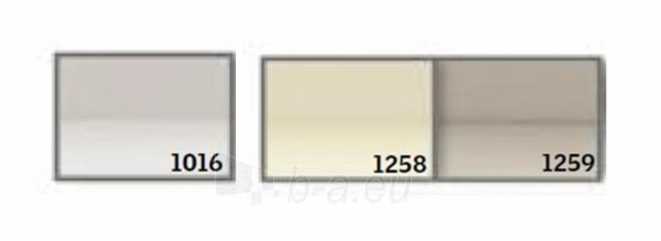 Klostuota užuolaidėlė FHL FK08 66x140 cm standartinė Paveikslėlis 1 iš 2 310820027203