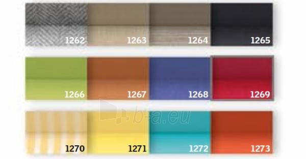 Klostuota užuolaidėlė FHL FK08 66x140 cm stilius Paveikslėlis 1 iš 3 310820028663