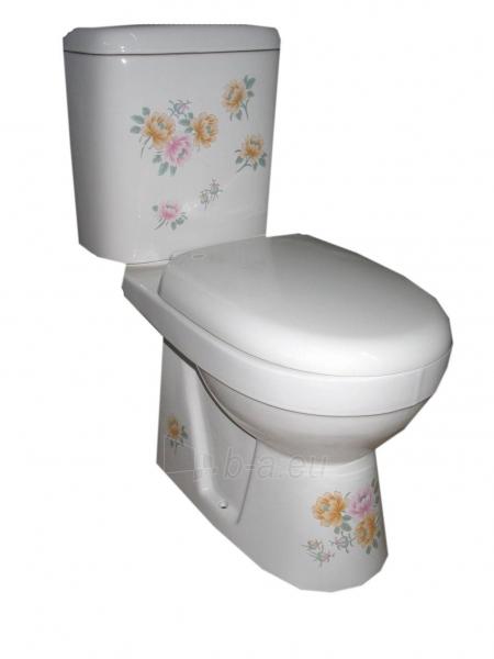 Toilet GRA-055P DEKOR 21 Paveikslėlis 2 iš 4 270713000412