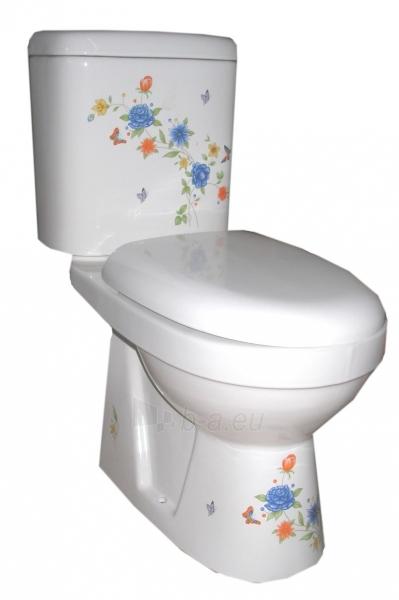 Toilet GRA-055P DEKOR 23 Paveikslėlis 1 iš 4 270713000414