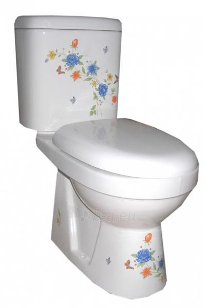 Toilet GRA-055P DEKOR 23 Paveikslėlis 2 iš 4 270713000414