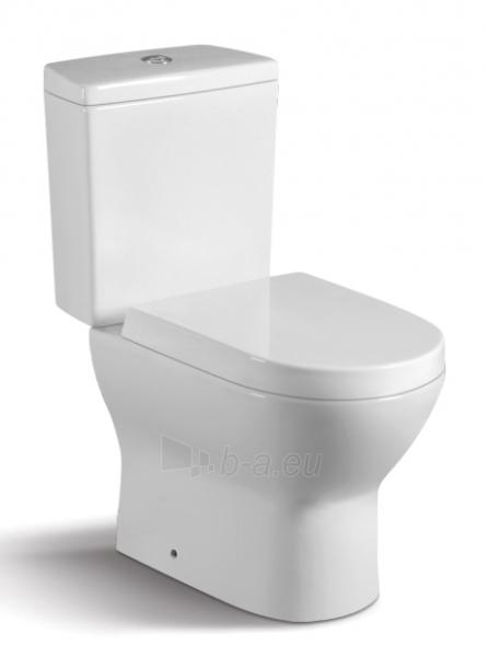 Toilet GRA-080P Paveikslėlis 2 iš 6 270713000419