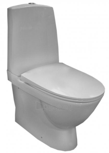 Toilet Laufen PRO NORDICS horizontal Paveikslėlis 3 iš 6 270713000735