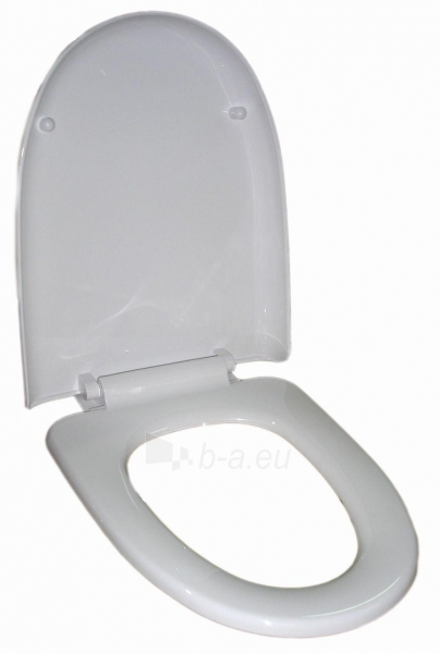 toilet cover GRA-021P slow descending Paveikslėlis 2 iš 7 270713000433