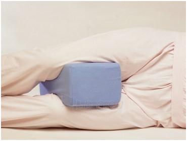 Kojas skirianti pagalvėlė su fiksuojančiais dirželiais 43400 Paveikslėlis 1 iš 1 310820216992