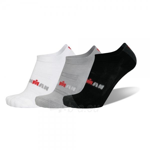 Kojinės IRONMAN Basic Low Socks - 3 Pack Paveikslėlis 1 iš 1 30066100004