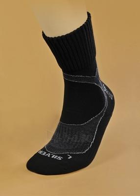 Kojinės TREKKING DEODORANT SILVER Paveikslėlis 1 iš 1 251510600032