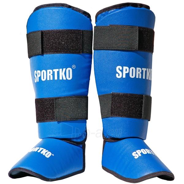 Kojų / blauzdų apsaugos SportKO 331 Paveikslėlis 1 iš 3 310820217610