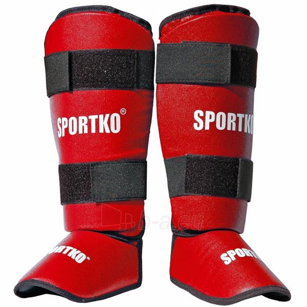 Kojų / blauzdų apsaugos SportKO 331 Paveikslėlis 2 iš 3 310820217610