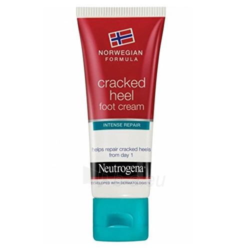 leg cream Neutrogena (Cracked Heel Foot Cream) 40 ml Paveikslėlis 1 iš 1 310820050459