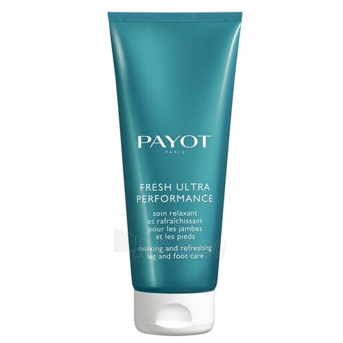 Kojų kremas Payot Fresh Ultra Performance (Relaxing And Refreshing Leg and Foot Care) 200 ml Paveikslėlis 1 iš 1 310820053929