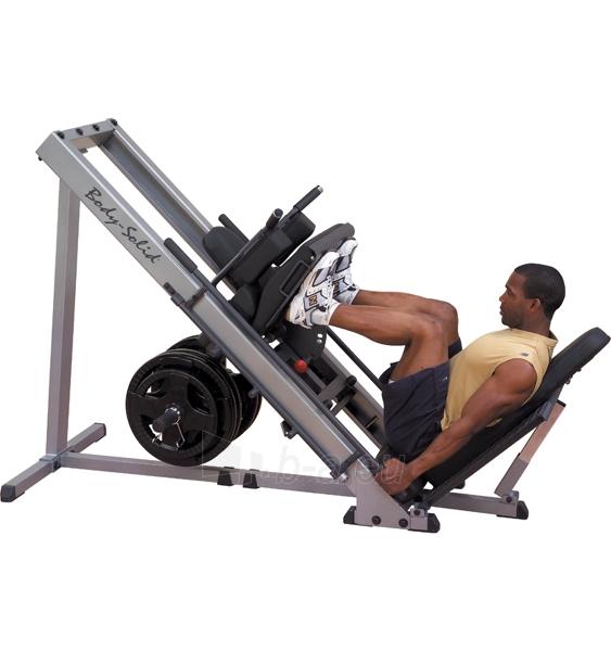 Kojų treniruoklis inSPORTline GLPH1100 Paveikslėlis 1 iš 2 310820040465