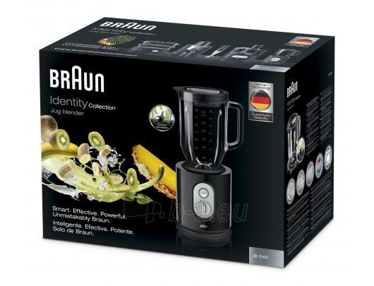 Kokteilinė BRAUN JB 5160BK juoda Paveikslėlis 1 iš 6 250123400067