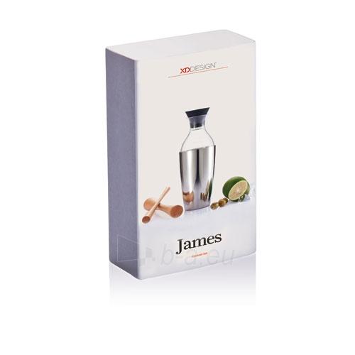 Kokteilių gaminimo rinkinys James Paveikslėlis 5 iš 6 300943000196