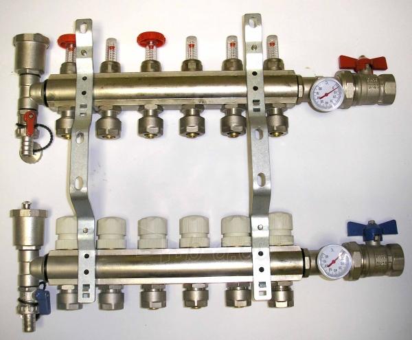 Kolektorius reguliuojamas 73003 16x1/2x10 Paveikslėlis 1 iš 1 270331000125
