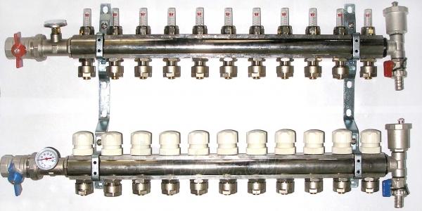 Kolektorius reguliuojamas 73003 16x1/2x11 Paveikslėlis 1 iš 1 270331000126