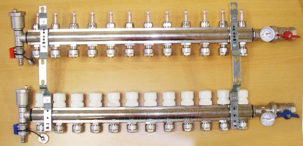 Kolektorius reguliuojamas 73003 16x1/2x12 Paveikslėlis 1 iš 1 270331000127