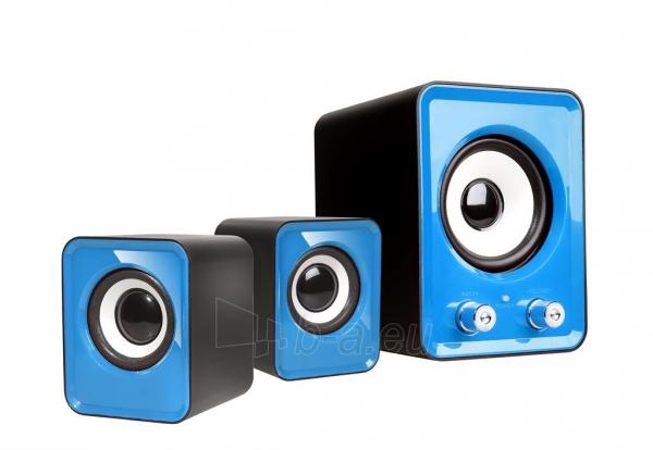 Kolonėlės 2.1 TRACER OMEGA Blue USB Paveikslėlis 3 iš 5 250214000766