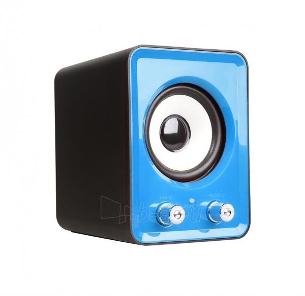 Kolonėlės 2.1 TRACER OMEGA Blue USB Paveikslėlis 4 iš 5 250214000766