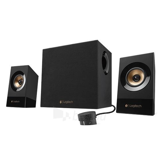 Kolonėlės LOGI Z533 Multimedia Speakers Paveikslėlis 1 iš 1 310820002867