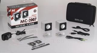 Kolonėlės MODECOM  MC-2007 [ 2.0 stereo ] Juodos Paveikslėlis 2 iš 2 250255800573