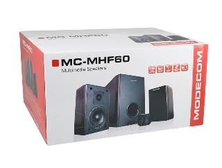 Kolonėlės MODECOM  MC-MHF60U Rudos [ 2.1 ] Paveikslėlis 4 iš 4 250255800576