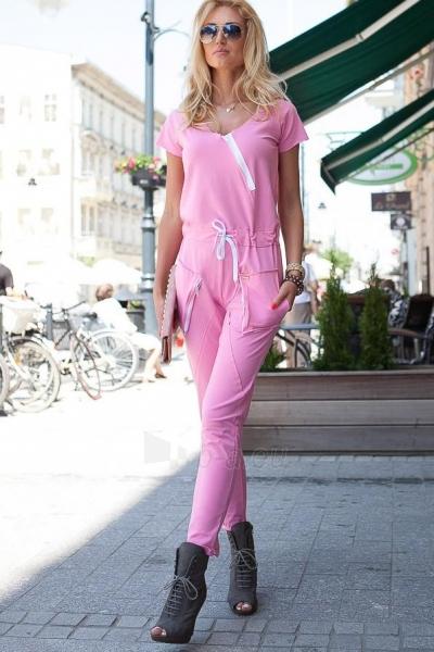 Kombinezonas Harini (rožinės spalvos) Paveikslėlis 1 iš 2 310820046055