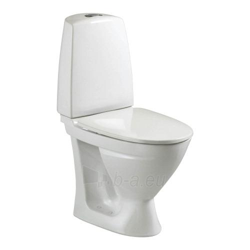 Kombinuotas unitazas SIGN, horizontal, 2/4 ltr. Fresh WC funkcija Paveikslėlis 1 iš 2 310820163850