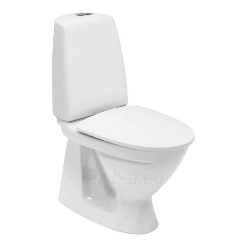 Kombinuotas unitazas SIGN, vertical, 2/4 ltr. Fresh WC funkcija Paveikslėlis 1 iš 2 310820163848