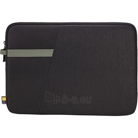 """Kompiuterio krepšys Case Logic Ibira IBRS113K 13-13.3 """", Black, Polyester, Sleeve Paveikslėlis 1 iš 3 310820074321"""